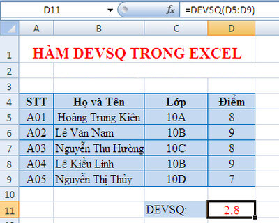 cach-dung-ham-devsq-trong-excel