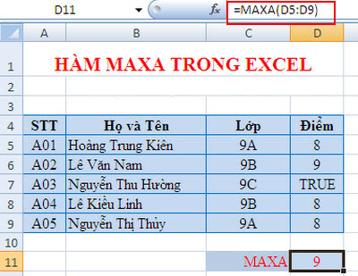 cach-dung-ham-maxa-trong-excel