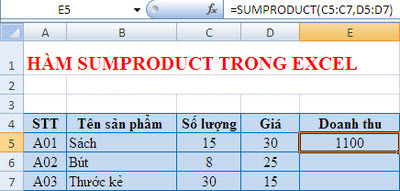 dung-ham-sumproduct-trong-excel