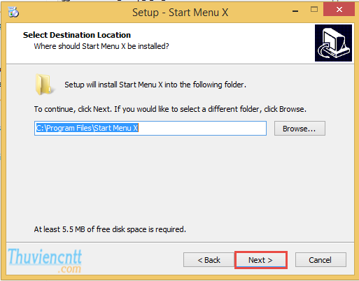 Download Start Menu X PRO - Tạo Menu start Windows 8 7