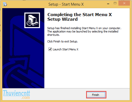 Download Start Menu X PRO - Tạo Menu start Windows 8 10