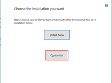 Cài đặt Office 2013 - Link Download Office 2013 Full 4
