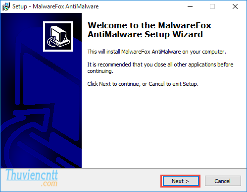Remove Redirect Virus bang MalwareFox 02