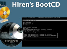 Download Hiren boot 10 ISO