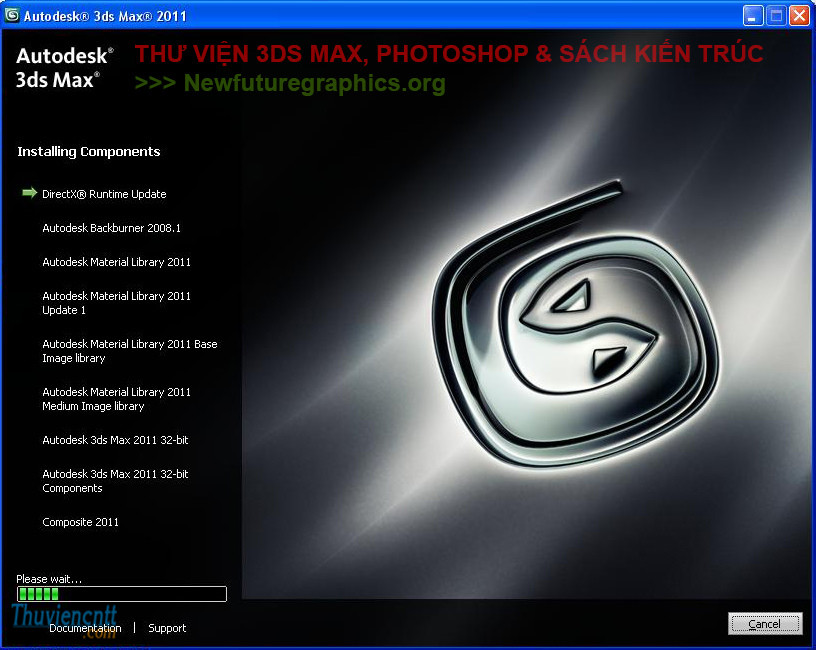 Download 3DS Max 2011 Full Crack 7