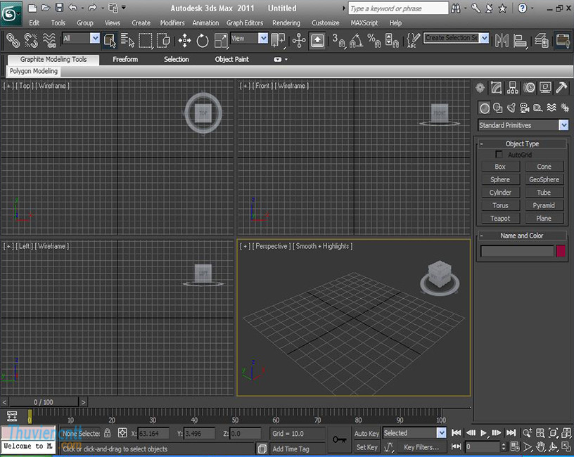 Download 3DS Max 2011 Full Crack 14