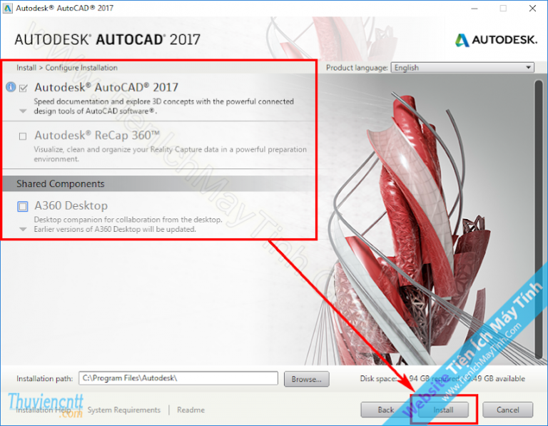 Download AutoCAD 2017 full crack 3