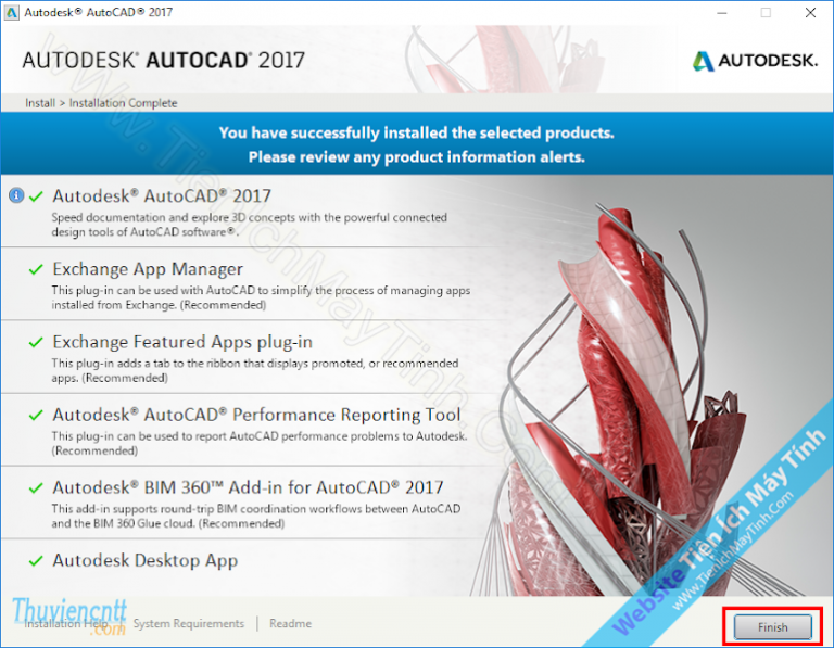 Download AutoCAD 2017 full crack 5