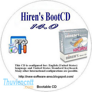 Download Hiren boot 14 ISO