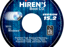 Download Hiren boot 15 ISO