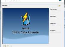 Download Sothink SWF to Video Converter Full key 11