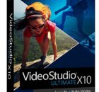 Download Corel Video Studio Ultimate X10 Full Crack
