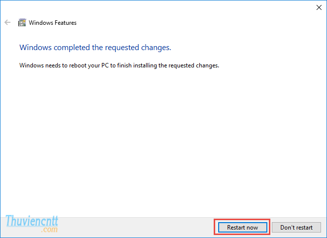Khắc phục lỗi share file require SMB2 or higher trên windows 10 5