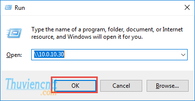 Khắc phục lỗi share file require SMB2 or higher trên windows 10 7