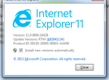 Download IE 11 32bit - Tải Internet Explorer 11 32bit